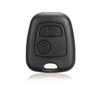 Peugeot 106 107 206 207 307 407 806 Buttons Key Case  - 1