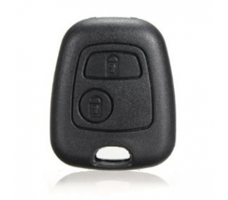 Peugeot 106 107 206 207 307 407 806 Buttons Key Case