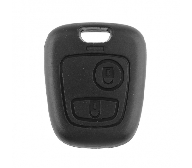 Peugeot 106 107 206 207 307 407 806 Buttons Key Case  - 2