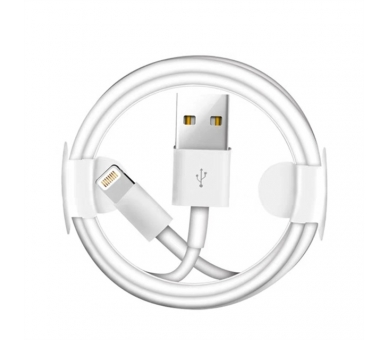 Cable USB Conector Lightning 1M para Apple iPhone 5 5S 5C 6 6+ ARREGLATELO - 3