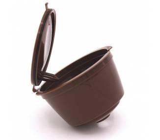 Capsulas recargables reutilizables rellenables para Cafeteras Dolce Gusto ARREGLATELO - 1