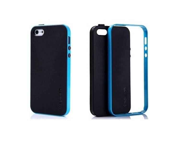 iPhone 5 & 5S Case - Neo Hybrid Case - Color Blue - 1