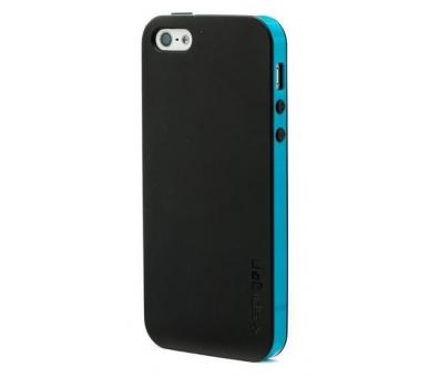 CASE COVER TPU voor IPHONE 5 5S NEO HYBRID COLOR Blue ARREGLATELO - 2