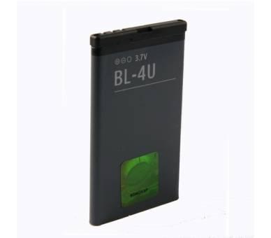 Bateria BL-4U para Nokia E66 75 6600 6600is 6216c 8800 Arte 500 5330 3120 206 XM  - 1