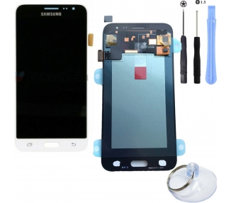 Display for Samsung Galaxy J3 2016, SM-J320F, OLED, Without Frame Samsung - 1