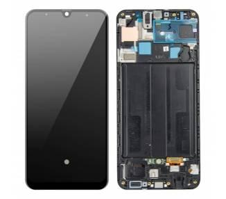 Pantalla Completa para Samsung Galaxy A50 2019 SM-A505F - OLED - Con Marco Negro Samsung - 1