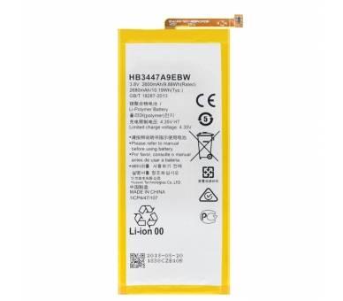 Bateria para Huawei Ascend P8 GRA-L09, MPN ORIGINAL: HB3447A9EBW ARREGLATELO - 2