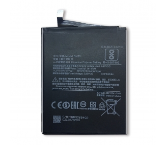 Battery For Xiaomi Mi A2 , Part Number: BN36  - 3
