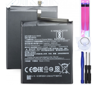 Bateria para Xiaomi Mi8, Mi 8, MPN Original: BM3E  - 1