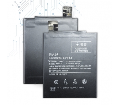 Batterij voor Xiaomi Redmi Note 3 / Pro / Prime, origineel MPN: BM46 ARREGLATELO - 2