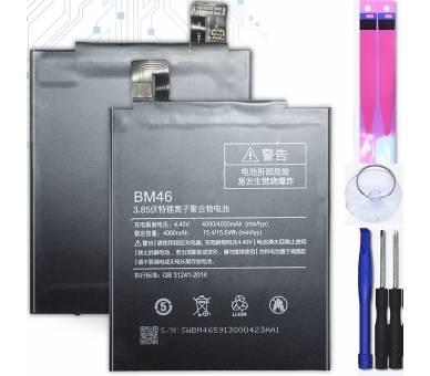 Batterij voor Xiaomi Redmi Note 3 / Pro / Prime, origineel MPN: BM46 ARREGLATELO - 1