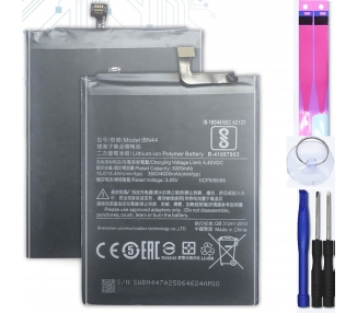 Battery For Xiaomi Redmi 5 Plus , Part Number: BN44  - 1