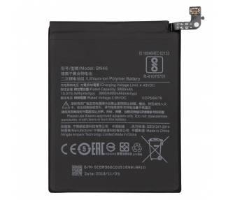 Battery for Xiaomi Redmi Note 6 - Part Number BN46 ARREGLATELO - 2
