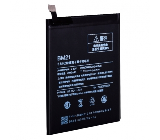 Battery for Xiaomi Mi Note - Part Number BM21 Xiaomi - 2