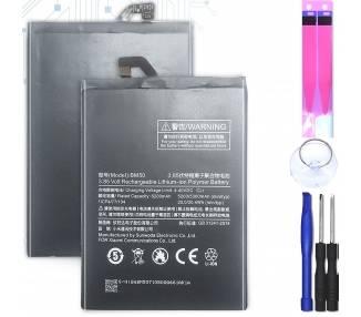 Bateria Interna para Xiaomi Mi Max 2 MiMax 2, MPN Original: BM50 Xiaomi - 1