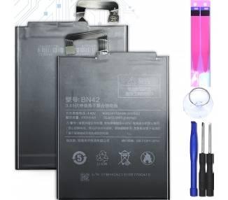 Bateria Interna para Xiaomi Redmi 4, MPN Original: BN42 Xiaomi - 1