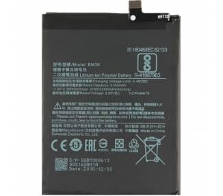 Bateria Interna para Xiaomi Mi Mix 3 MiMix 3, MPN Original: BM3K ARREGLATELO - 3