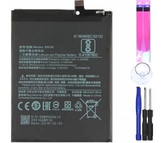 Bateria Interna para Xiaomi Mi Mix 3 MiMix 3, MPN Original: BM3K ARREGLATELO - 1