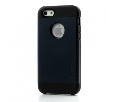 Funda Tough Armor 2ND GENERACION para iPhone 4 & 4S Azul Oscuro  - 2