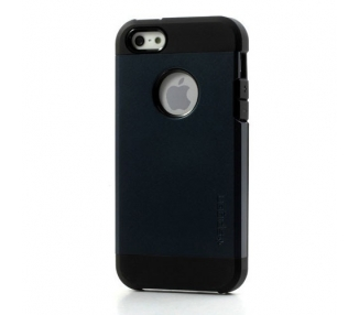 FUNDA SPG SPIGEN TOUGH ARMOR 2ND GENERACION PARA IPHONE 4 & 4s Color Azul Oscuro ARREGLATELO - 2