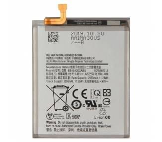 Bateria Interna para Samsung Galaxy A20e BA202 - MPN Original EB-BA202 Samsung - 2