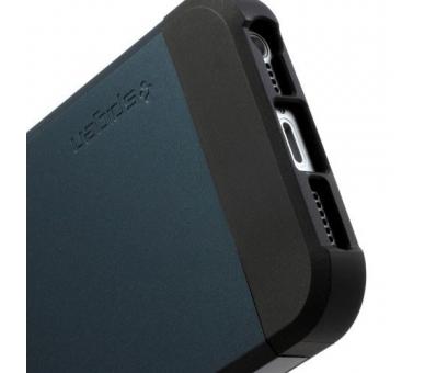 Funda Tough Armor 2ND GENERACION para iPhone 4 & 4S Azul Oscuro  - 3