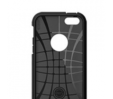Etui Tough Armor 2nd GENERATION na iPhone 4 i 4S Ciemnoniebieskie ARREGLATELO - 6