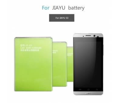 Batterij voor Jiayu S3 S3 Advanced S3s Plus, Origineel MPN: JY-S3 ARREGLATELO - 3