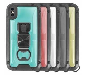 Funda Antigolpe iPhone 11 Pro con Imán y Abrebotellas