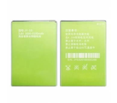 Batterij voor Jiayu S3 S3 Advanced S3s Plus, Origineel MPN: JY-S3 ARREGLATELO - 1