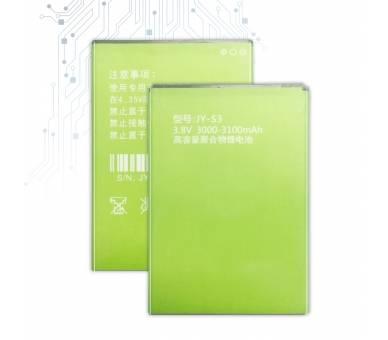 Batterij voor Jiayu S3 S3 Advanced S3s Plus, Origineel MPN: JY-S3 ARREGLATELO - 10