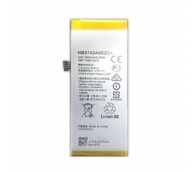 Bateria para Huawei Ascend P8 Lite ALE-L21, MPN Original: HB3742A0EZC ARREGLATELO - 5