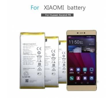 Bateria para Huawei Ascend P8 GRA-L09, MPN ORIGINAL: HB3447A9EBW ARREGLATELO - 9