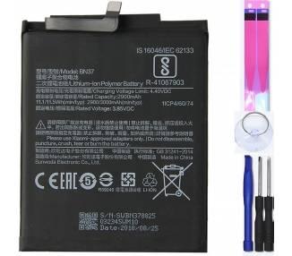 Bateria para Xiaomi Redmi 6, Redmi 6A, MPN Original: BN37 ARREGLATELO - 1