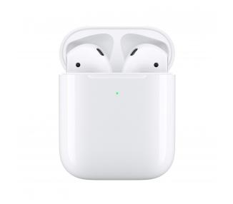 Apple AirPods Serie 2 con estuche de Carga Inalambrica - Reacondicionados Apple - 1