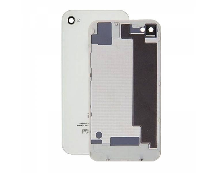 Back cover for iPhone 4S | Color White ARREGLATELO - 1