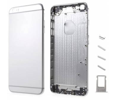 Chassis Behuizing voor iPhone 6 Plus Zilver ARREGLATELO - 1