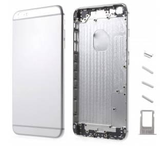 Obudowa obudowy do iPhone'a 6 Plus w kolorze srebrnym