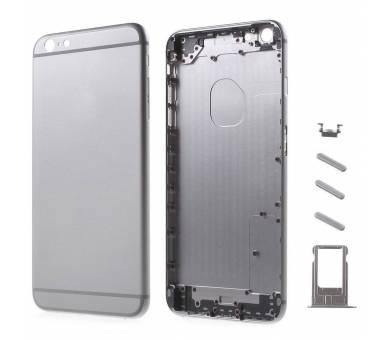 Chasis Carcasa para iPhone 6 Plus Gris  - 1