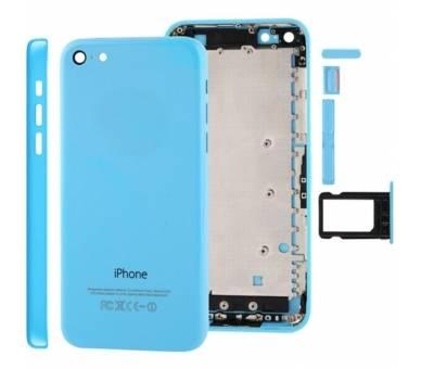 Chasis Carcasa para iPhone 5C Azul  - 1