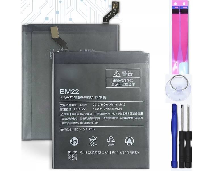 Battery For Xiaomi Mi 5 , Part Number: BM22 ARREGLATELO - 1