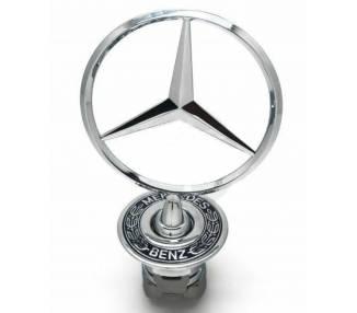 Estrella Emblema Logo Capo para Mercedes Benz Clase E C S W124 202 203 204 210