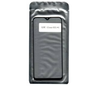 Cristal Tactil Lente Vidrio Frontal Pantalla Para Samsung Galaxy A20E
