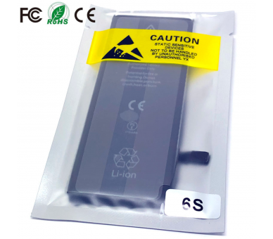 Battery for iPhone 6, 3.82V 1800mAh - Original Capacity - Zero Cycle ARREGLATELO - 2