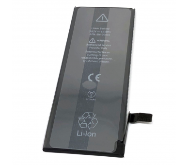 Battery for iPhone 6, 3.82V 1800mAh - Original Capacity - Zero Cycle ARREGLATELO - 4