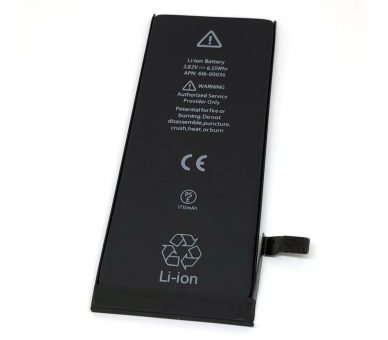 Battery for iPhone 6, 3.82V 1800mAh - Original Capacity - Zero Cycle ARREGLATELO - 5