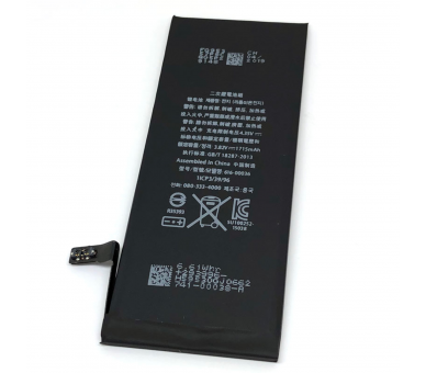 Battery for iPhone 6, 3.82V 1800mAh - Original Capacity - Zero Cycle ARREGLATELO - 6