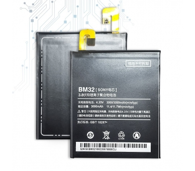 Bateria para Xiaomi Mi4 Mi 4, MPN Original: BM32 ARREGLATELO - 2