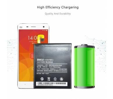 Batterij voor Xiaomi Mi4 Mi 4, originele MPN: BM32 ARREGLATELO - 6