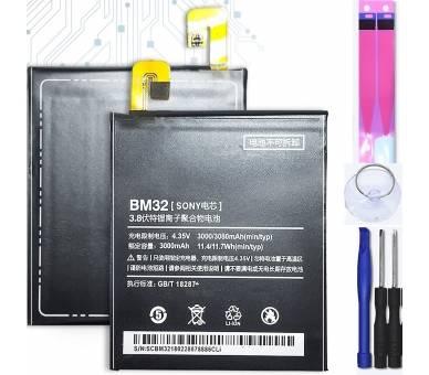 Batterij voor Xiaomi Mi4 Mi 4, originele MPN: BM32 ARREGLATELO - 1